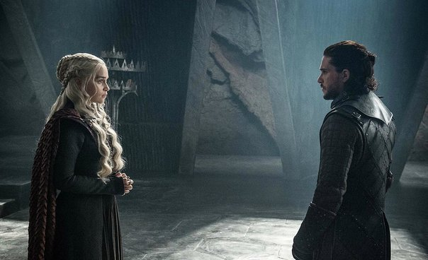 Game of Thrones: director advierte romance entre Daenerys y Jon [VIDEO]