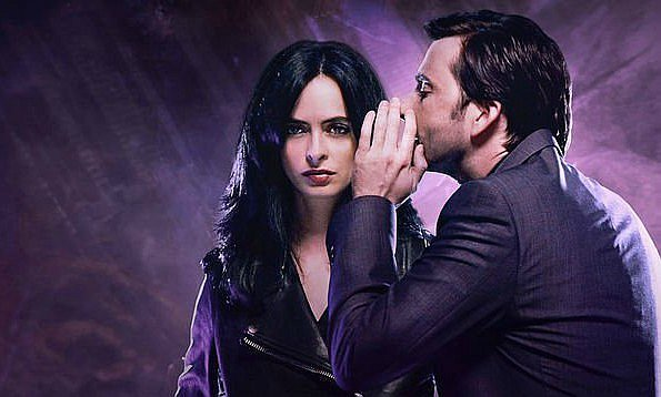 David Tennant estará en la temporada 2 de Jessica Jones