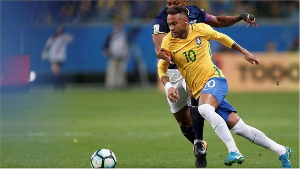Brasil venció 2-0 a Ecuador por las Eliminatorias Rusia 2018 (VIDEO)