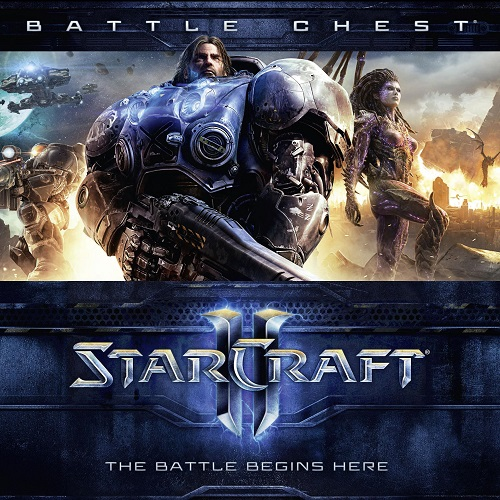 StarCraft 2 será free-to-play
