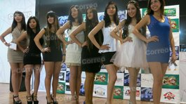 "14 bellas se disputan corona ""Miss Expo Yauris 2015"" (FOTOS)"