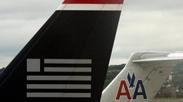 American Airlines y US Airways  se fusionan