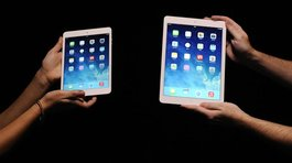 Apple presenta el nuevo iPad mini y iPad Air
