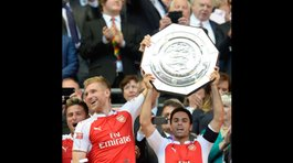 Arsenal venció al Chelsea y se llevó la Community Shield