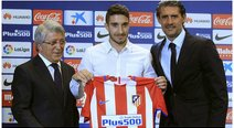 Atlético de Madrid confirma fichaje del croata Sime Vrsaljko  (VIDEO)