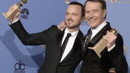 'Breaking Bad', mejor serie de TV dramática en Globos de Oro