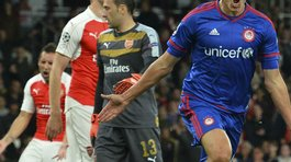 Champions League: Arsenal sigue en crisis tras caer 3-2 ante Olympiacos