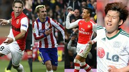 Champions League: Sigue en vivo el Arsenal - Mónaco y Bayer - Atlético de Madrid