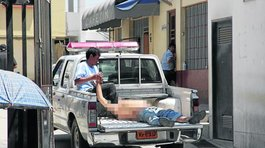 Chiclayo: Ladrones asesinan a golpes a comerciante