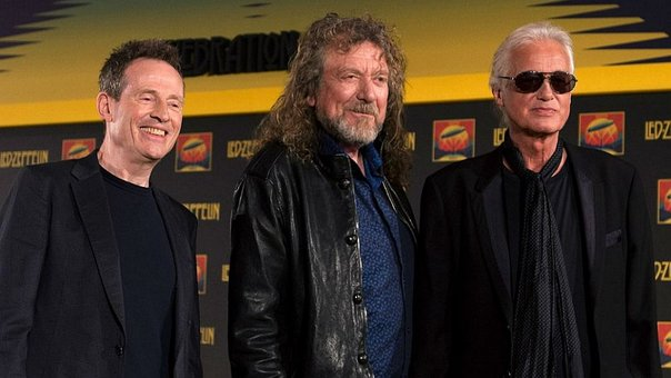 "Comienza juicio contra Led Zeppelin por plagio de ""Stairway to Heaven"" (VIDEO)"