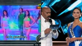 Comparan a Cristian Rivero con Steve Harvey por este error en Miss Teen International (VIDEO)