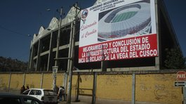 Cusco: estadio Garcilaso estará a disposición para eliminatorias Rusia 2018