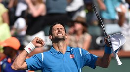​Djokovic vence a Nadal y llega a final de Indian Wells