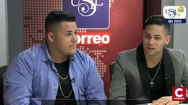 ​Falsetto & Sammy presentes en el Urban Latin Party