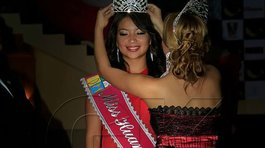 Fotos íntimas de Miss Huancayo 2013 son un furor en redes sociales (VIDEO)