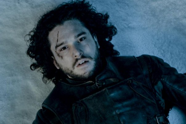 Game of Thrones: Jon Snow reaparece en el set de grabación