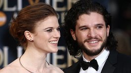 Game of Thrones: Kit Harington y Rose Leslie confirman su romance fuera de ficción