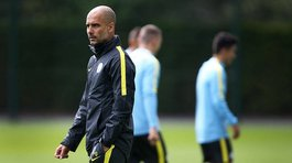 ​Guardiola dirige su primer entrenamiento con el Manchester City (VIDEO)