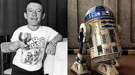 Star Wars: Muere el actor británico Kenny Baker (FOTOS)