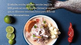 ​Homenaje visual al Ceviche con estas maravillosas fotos