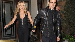Jennifer Aniston se casará con Justin Theroux