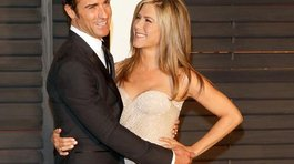 Jennifer Aniston y Justin Theroux se casaron
