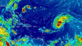 La tormenta tropical Bertha sigue creciendo en el Caribe