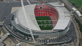 Londres 2012: Desaparecen  las llaves del estadio de Wembley