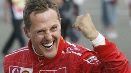 Michael Schumacher sale del coma y deja hospital