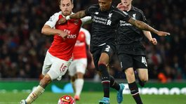 Premier League: Arsenal igualó 0-0 con Liverpool