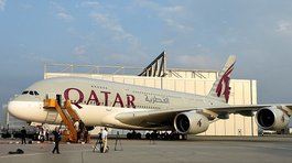Qatar Airways compró el 10% de LATAM Airlines