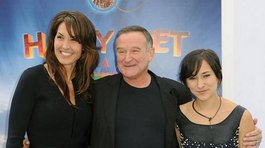 ​Robin Williams: herencia de actor enfrenta a viuda e hijos
