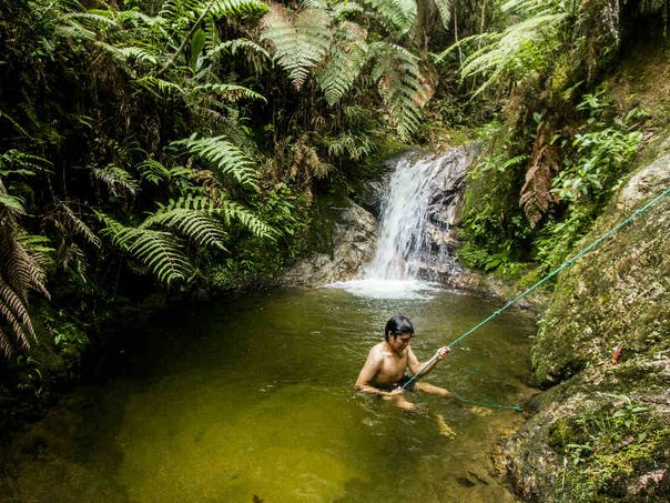 Satipo, un refrescante viaje a la selva (VIDEO)