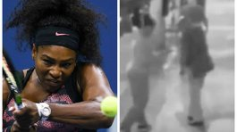 Serena Williams: Así la tenista atrapó al ladrón que le robó celular (VIDEO)