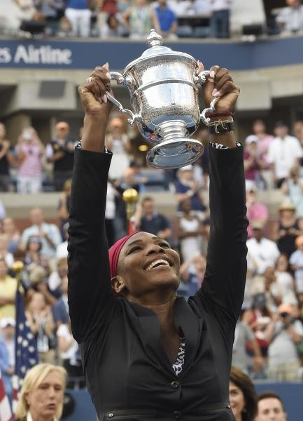 Serena Williams ganó el título del US Open