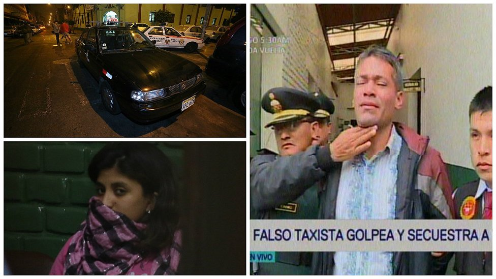 ​Surquillo: Capturan a falso taxista que golpeó a universitaria para asaltarla (VIDEO)