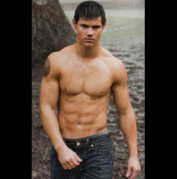 Not so. taylor lautner sex porn excited too