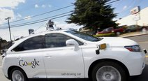 Vehículo sin conductor de Google implicado en accidente con heridos leves