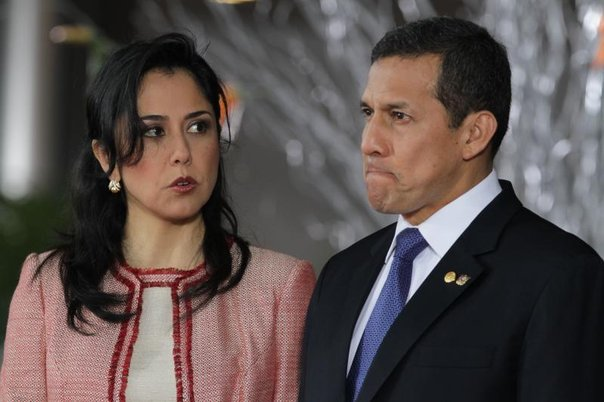 Wall Street Journal: Papel de Nadine Heredia daña a Humala