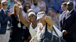 Wimbledon: Serena Williams vence a Maria Sharapova y va a la final