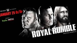 ​WWE: Lesnar, Cena y Rollins chocarán en el Royal Rumble 2015