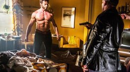"""X-Men: Days of Future Past"": Jennifer Lawrence y Hugh Jackman en nuevas fotos"