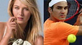 YouTube: Así Roger Federer pierde el control ante María Sharapova (VIDEO)