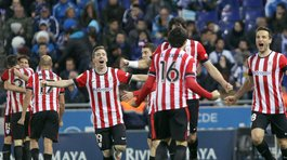 Copa del Rey: Athletic Bilbao enfrentará a Barcelona en la final