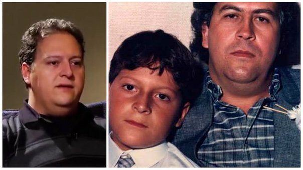 ​Hijo de Pablo Escobar revela el mayor secreto de su padre (VIDEOS)