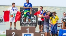 ​Tablista Alonso Correa obtiene medalla de plata en el ISA World Junior Championship