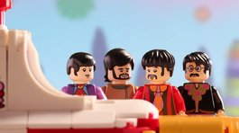 "The Beatles: Lego recrea el ""submarino amarillo"" a pedido de fans (VIDEO)"