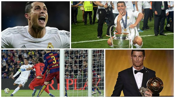 Real Madrid: Cinco momentos claves de Cristiano Ronaldo
