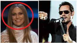Marc Anthony mandó a la 'friendzone' a Jennifer López ¿Lo notaste? (VIDEO)
