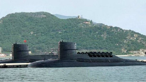 China quiere crear submarinos que sean 'invisibles' a los radares